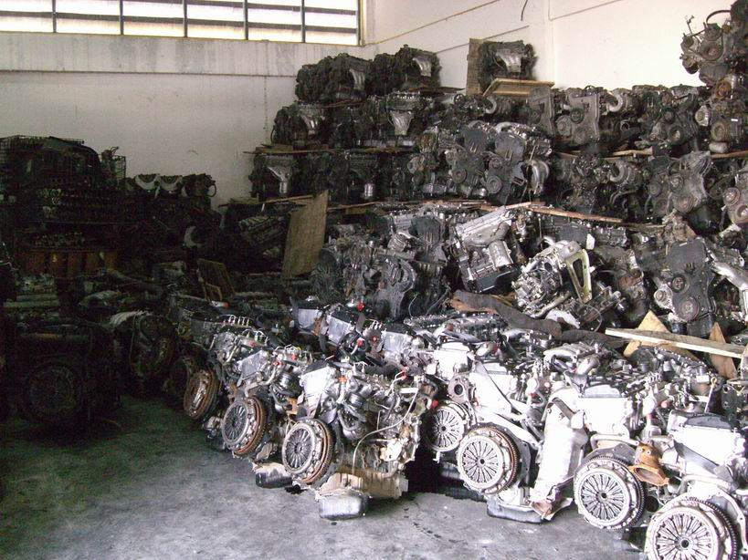 Used Auto Parts And Engines - #SELL13683