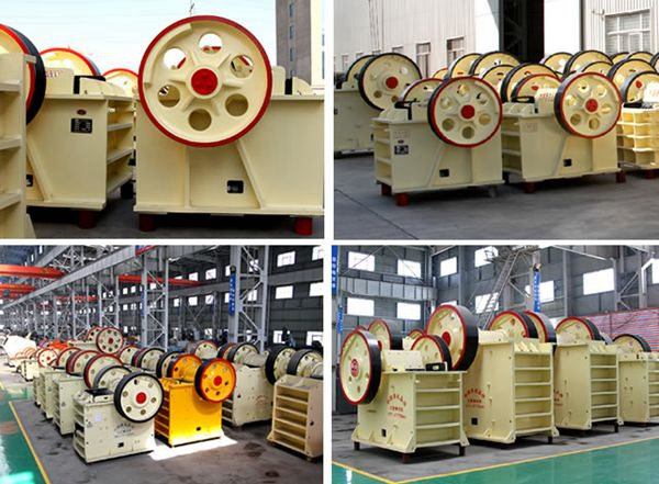 crusher industry domestic