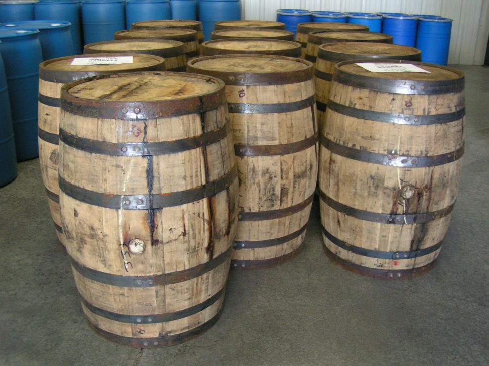 Used Oak Barrels - #SELL17109