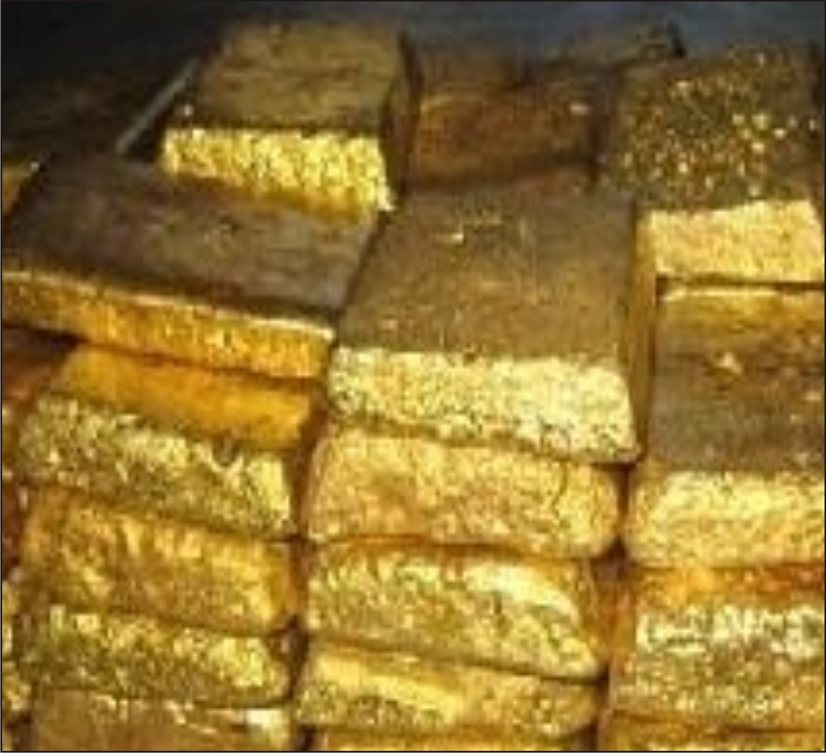 GOLD DORE BARS FOR SALE - #SELL20440