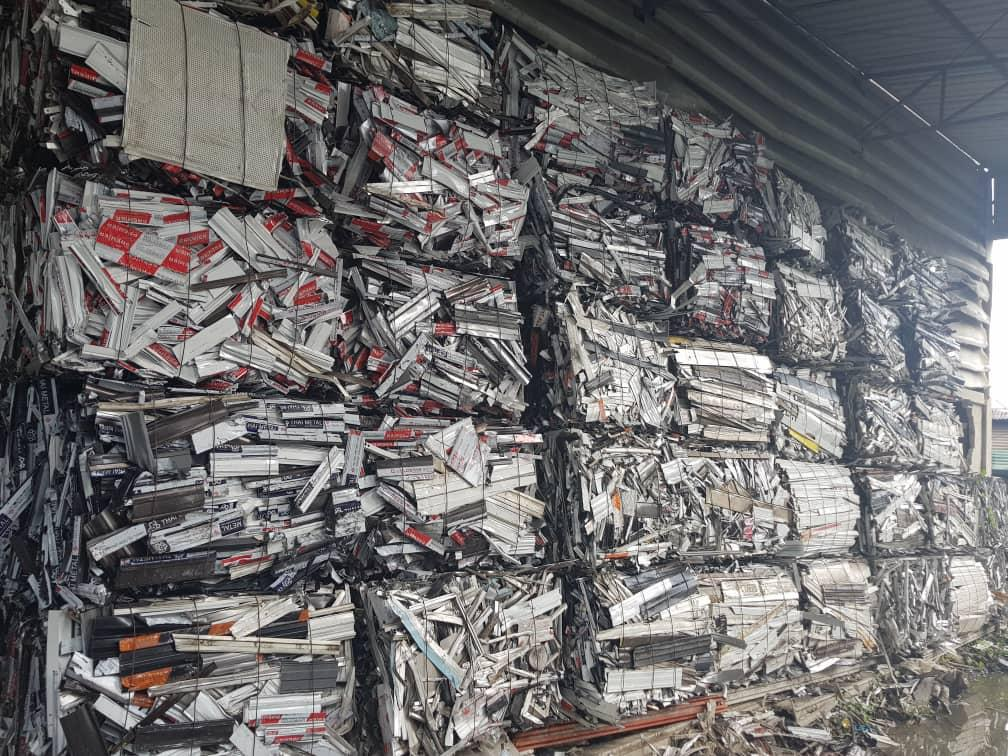 Aluminum - Aluminum Extrusions Scrap Suppliers, Scrap Wholesale