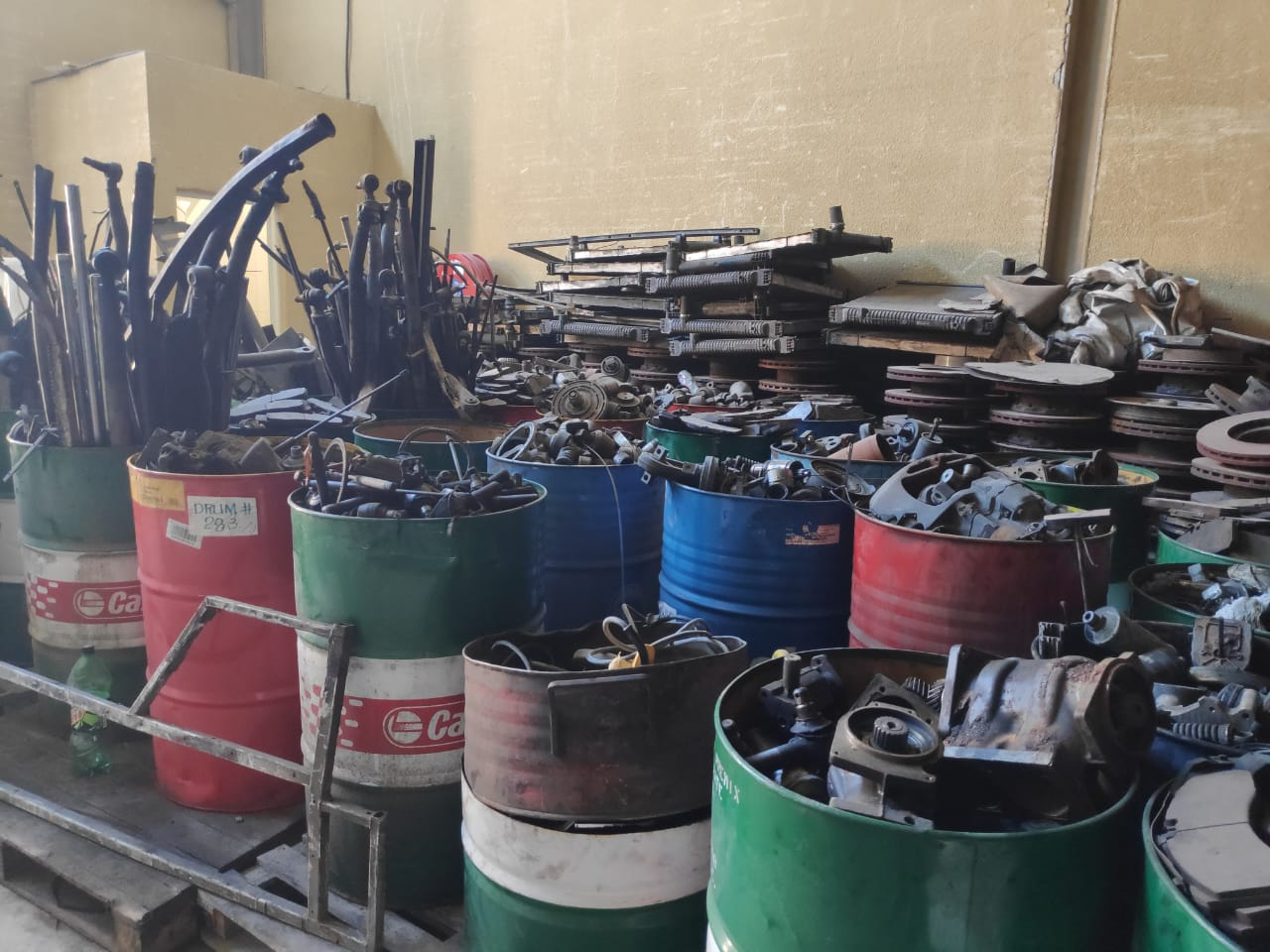 Iron & Steel - Iron Scrap Scrap Suppliers, Scrap Wholesale