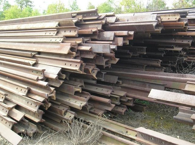 Iron & Steel - Rail Scraps/Ship Breaking Scrap Suppliers