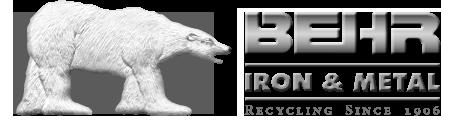 Behr Iron & Metal