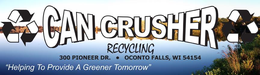 Can Crusher Recycling