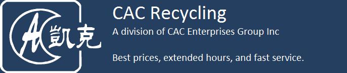 CAC Recycling - Maple Ridge