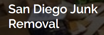San Diego Junk Removal