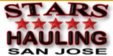 Stars Hauling San Jose Junk Removal Service