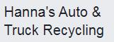 Hannas Auto & Truck Recycling