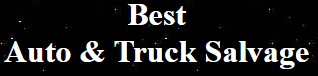 Best Auto and Truck Salvage